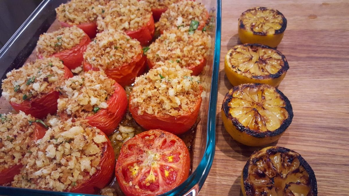 Tomatoes Provencal - Chef Kevin Penner